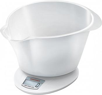 Кухонные весы Soehnle Roma Plus (бел.)с чашей кухонные весы soehnle page comfort 400 бел