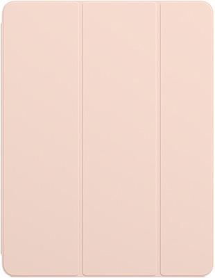Чехол для планшетов Apple Smart Folio для iPad Pro 12.9 дюймов цвет Pink Sand (розовый песок) MVQN2ZM/A цена и фото