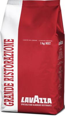 цена Кофе зерновой Lavazza Grande Ristorazione Rossa Bag 1кг онлайн в 2017 году
