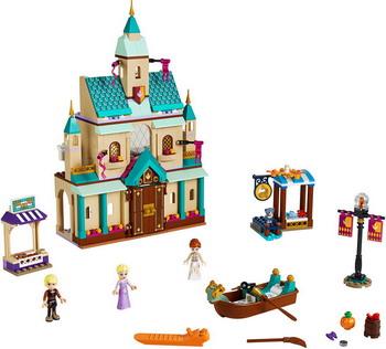 Конструктор Lego Princess Деревня в Эренделле 41167