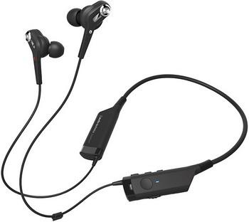 лучшая цена Вставные наушники Audio-Technica ATH-ANC40BT