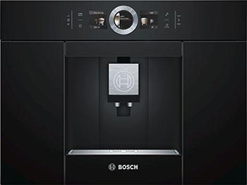 Встраиваемая автоматическая кофемашина Bosch