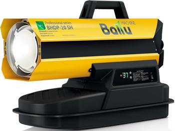 Пушка дизельная Ballu прямого нагрева Siber Heat BHDP-20 SH цена и фото