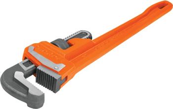 Трубный ключ Truper 300 мм 15837 скребок 100 мм truper 15962