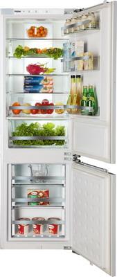 Встраиваемый двухкамерный холодильник Haier BCFT 629 TWRU встраиваемый двухкамерный холодильник haier hrf 229 bi ru