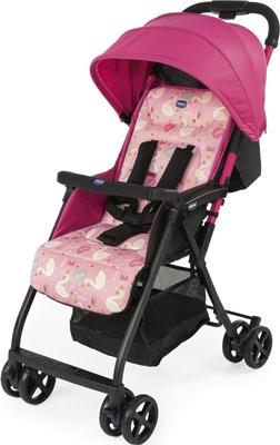 Коляска Chicco Ohlala 2 (Pink Swan) 8058664124886