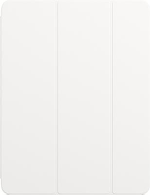 Чехол-обложка Apple Smart Folio for 12.9-inch iPad Pro (4th generation) - White MXT82ZM/A обложка apple smart cover для ipad pro 10 5 2017 красная роза