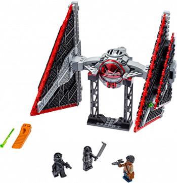 Конструктор Lego Star Wars TM Истребитель СИД ситхов 75272 lego star wars 75272 конструктор лего звездные войны истребитель сид ситхов