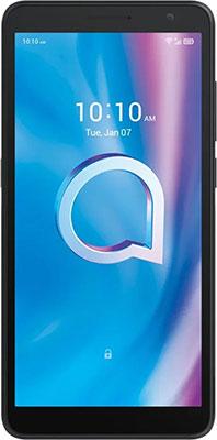 Смартфон Alcatel 1B 5002D 16Gb 2Gb черный 3G 4G