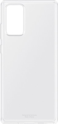 Фото - Чеxол (клип-кейс) Samsung Galaxy Note 20 Clear Cover прозрачный (EF-QN980TTEGRU) чехол для samsung galaxy note 10 2019 sm n970 clear cover прозрачный