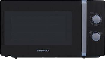 Микроволновая печь - СВЧ Shivaki SMW2024MG черный