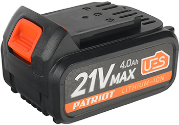 Батарея аккумуляторная Patriot PB BR 21V(Max) (180301121)