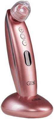 Фото - Прибор для вакуумной чистки и микродермабразии лица с микрокамерой и приложением Gess Sleek GESS-145 прибор для ультразвукового очищения и лифтинга лица gess exotic 147