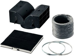 лучшая цена Комплект для режима циркуляции Bosch DHZ 5325