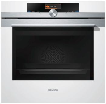 лучшая цена Встраиваемый электрический духовой шкаф Siemens HB 656 GH W1