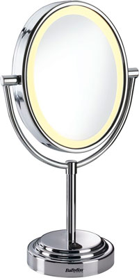 Двухстороннее зеркало Babyliss 8437 E недорого