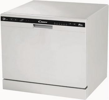 Фото - Компактная посудомоечная машина Candy CDCP 8/E-07 посудомоечная машина candy cdcp 8 еs 7