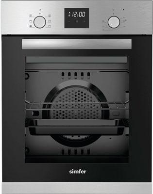лучшая цена Встраиваемый электрический духовой шкаф Simfer B4EM 56011