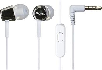 Вставные наушники Sony MDR-EX 150 AP Белый