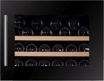 Встраиваемый винный шкаф Dunavox DAB 28.65 B винный шкаф dunavox dab 48 125b