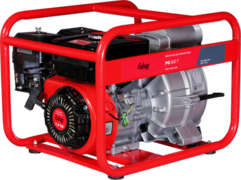 Мотопомпа для сильнозагрязненной воды FUBAG PG 950 T 838246 стоимость