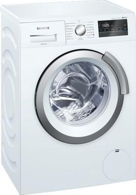 Стиральная машина Siemens WS 12 L 247 OE стиральная машина siemens ws 12 t 540 oe