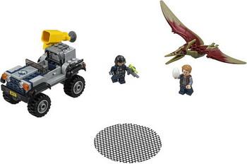 Конструктор Lego Jurassic World: Погоня за птеранодоном 75926