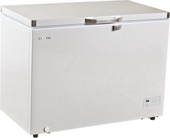 Морозильный ларь Bravo XF-311 ADG со стеклом морозильный ларь bravo xf 160 ad