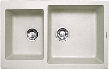 Кухонная мойка Zigmund & Shtain Rechteck 400.275 индийская ваниль zigmund amp shtain rechteck 775 индийская ваниль