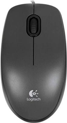 Мышь Logitech Mouse M 100 Grey USB (910-005003) мышь logitech b100 white usb 910 003360