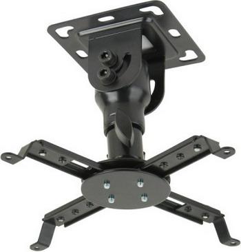 Фото - Кронштейн потолочный Kromax PROJECTOR-10 grey проектор