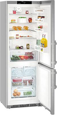 Двухкамерный холодильник Liebherr CNef 5745-21 недорого