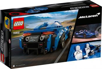Фото - Конструктор Lego Speed Champions ''McLaren Elva'' lego lego speed champions mopar dodge srt dragster and 1970 dodge challenger t a