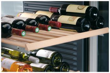 Полка для бутылок Liebherr на направляющих для винных шкафов (9007683)