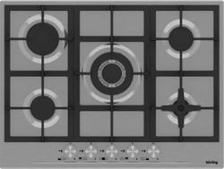 Встраиваемая газовая варочная панель Korting HG 765 CTX
