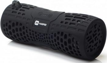 Портативная акустика Harper PS-045 black портативная колонка harper ps 045 orange