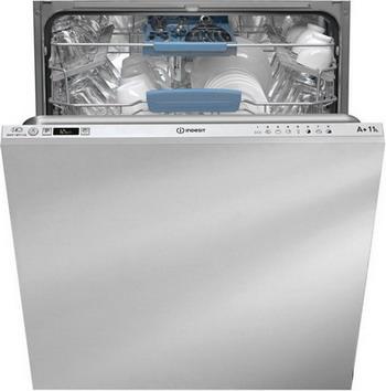 лучшая цена Полновстраиваемая посудомоечная машина Indesit DIFP 18 T1 CA EU