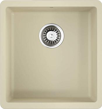 Кухонная мойка OMOIKIRI Kata 40-U-BE Artgranit/ваниль (4993394)