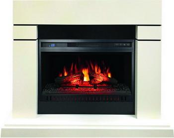 Каминокомплект Royal Flame Lindos c очагом Vision 26 EF LED FX (алебастр) 1264918986 цены