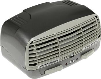цена на Электронный воздухоочиститель Супер-плюс Турбо черный