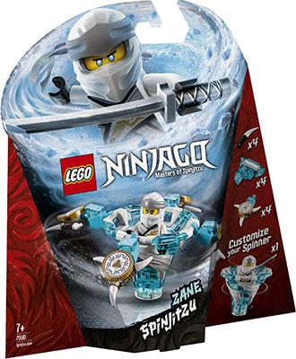 Конструктор Lego Зейн: мастер Кружитцу 70661 Ninjago Masters of Spinjitzu цена