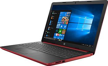 Ноутбук HP 15-da 0193 ur (4AZ 39 EA) i3-7020 U Scarlet Red цена и фото