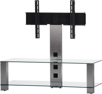 Фото - Стойка под телевизор Sonorous PL 2400 C-INX люстра потолочная caiman marika 5x60вт e14 стекло металл