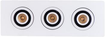 Светильник встроенный DeMarkt Круз 637016003 21*1W LED 220 V