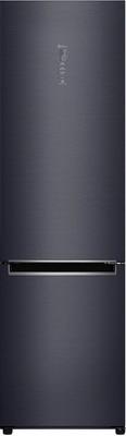 Двухкамерный холодильник LG GA-B 509 PBAZ матовый черный lg 34uc89g b черный