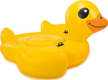 Надувной плотик Intex ''Большая желтая утка'' 56286