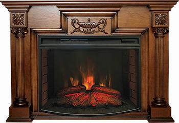 Каминокомплект Realflame London 33 AO с Firespace 33 S IR royal flame realflame stone new f33 firespace 33 w ir