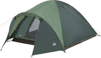 Палатка кемпинговая Trek Planet Palermo 2 зеленый 70165 цена