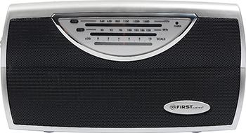 лучшая цена Радиоприемник First FA-1904-SI