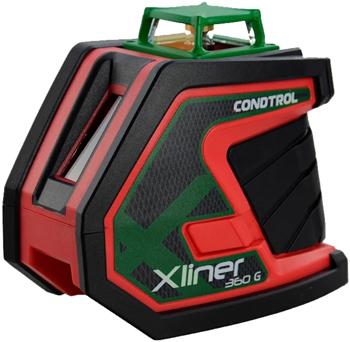 цена на Лазерный нивелир Condtrol XLiner 360 G